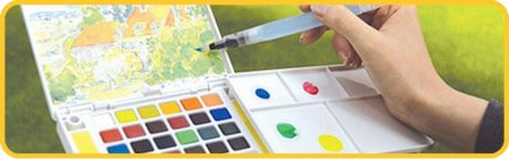 Kit de Aquarela