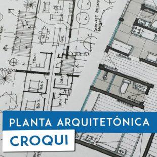 aprenda a desenhar planta arquitetônico