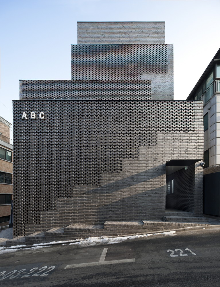 Edifício ABC (Coreia do Sul) / Wise Architecture