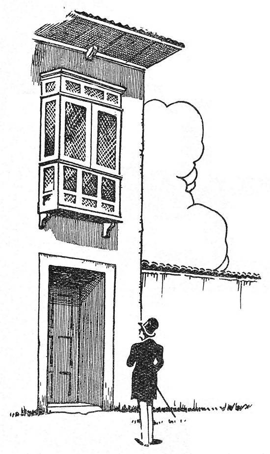 Rótula - Ilustração de Belmonte, publicada no livro